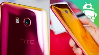 Read more: https://goo.gl/pNyhbAThe HTC U11 comes in a range of colors but none are quite as unique as the Solar Red. What does the red and gold finish remind you of? Here's a quick look!Download the AndroidAuthority App: https://play.google.com/store/apps/details?id=com.androidauthority.appSubscribe to our YouTube channel: http://www.youtube.com/subscription_center?add_user=androidauthority----------------------------------------------------Stay connected to Android Authority:- http://www.androidauthority.com- http://google.com/+androidauthority- http://facebook.com/androidauthority/- http://twitter.com/androidauth/- http://instagram.com/androidauthority/Follow the Team:Josh Vergara: https://twitter.com/jvtechteaJoe Hindy: https://twitter.com/ThatJoeHindyLanh Nguyen: https://twitter.com/LanhNguyenFilmsJayce Broda: https://twitter.com/jaycebrodaGary Sims: https://twitter.com/garysimsKris Carlon: https://twitter.com/kriscarlonNirave Gondhia: https://twitter.com/niraveJohn Velasco: https://twitter.com/john_c_velascoBailey Stein: https://twitter.com/baileystein1