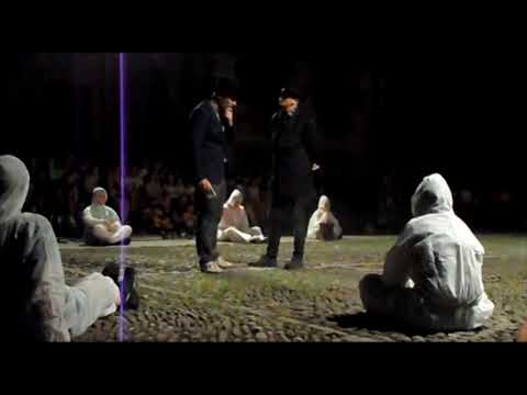 18/07/02 Usurbilgo jaiak: erraustegiaren aurkako parodia
