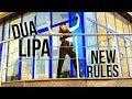 Dua Lipa - New Rules _ Jin Lee Choreography_ dance cover by Neverstasia