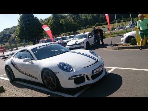 140612 - Ride in a Nurburgring Taxi Porsche 911 GT3 (991) 1080P