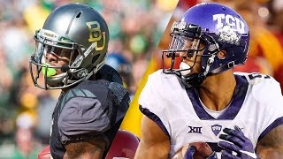 WR Prospect Rankings 2016 NFL Draft by Schleg Daddy TV