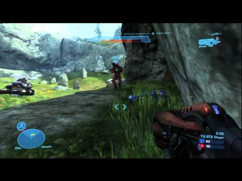 Halo Reach Multiplayer - In game 35 of my epic Halo Reach multiplayer games, I continue my Big Team Battle escapades for some Title Update Slayer on Hemorrhage! In this one, I mess a...