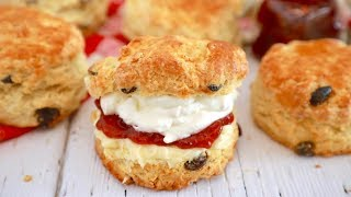 Gemma's Best Ever Irish Scones for St. Patrick's Day by Gemma's Bigger Bolder Baking