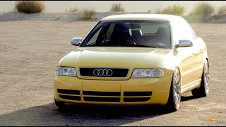 Audi B5 S4: A Legend Done Two Ways -- /TUNED by DRIVE