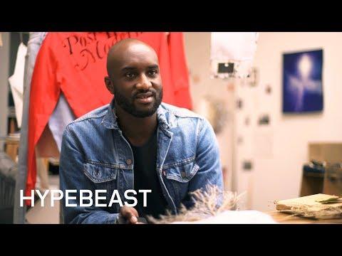 Virgil Abloh Explains Why Streetwear Is an Art Movement