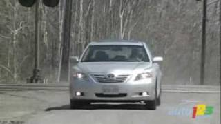 2009 Toyota Camry XLE V6 Review By Auto123.com
