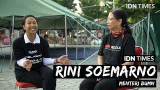 Video Suara Millennial - Season 1 [Eps 10] Rini Soemarno: BUMN Harus Bersinergi Untuk Bantu Saudara Kita! MP3, 3GP, MP4, WEBM, AVI, FLV Oktober 2018