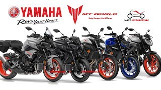 Video All New Yamaha MT Series Model 2019 | New Yamaha Hyper Naked Motorcycles 2019 MP3, 3GP, MP4, WEBM, AVI, FLV Desember 2018