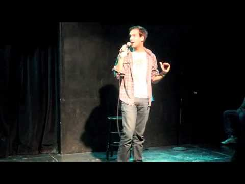 Comedian Tom Sibley Put Your Hands Together October 29th 2013