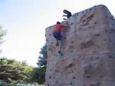 """il bimbo """"scalatore""""!"""