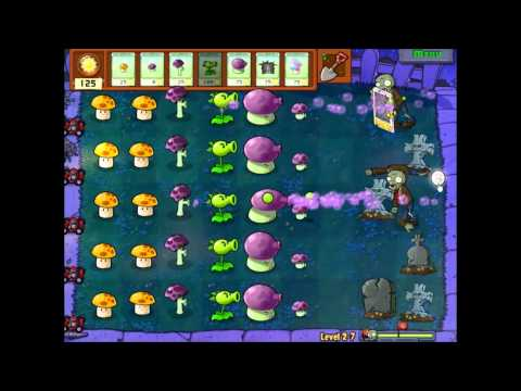 preview-Let\'s Play Plants vs. Zombies! - 004 - Football Zombies! (ctye85)