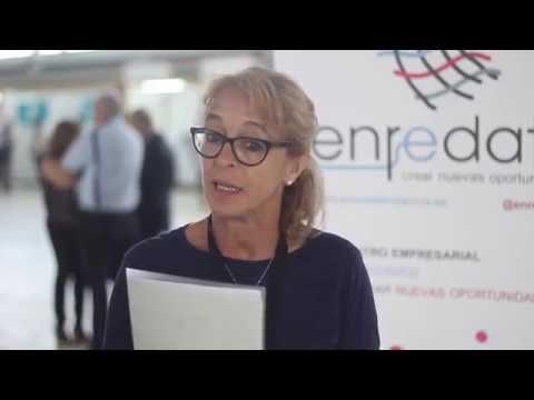 Entrevista a Marisol Menéndez, Técnico IVACE Internacional en Enrédate Requena[;;;][;;;]