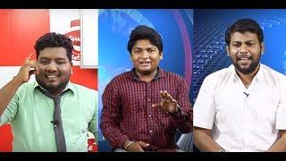 Madras Central Gopi and Sudhakar honoured by Smile Settai | Smile Thiruvizha - Best Satirical Video