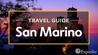 With an area of just over 40 square miles, San Marino is Europe's third smallest country, after Vatican City and Monaco.