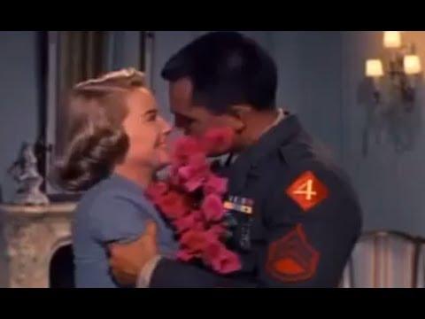 In Love and War 1958  Robert Wagner, Dana Wynter, Jeffrey Hunter