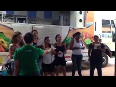 Curso do Cozinha Brasil no Mato Grosso tem especial de música