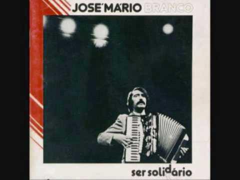 josé mário branco - inquietação - ser solidário: