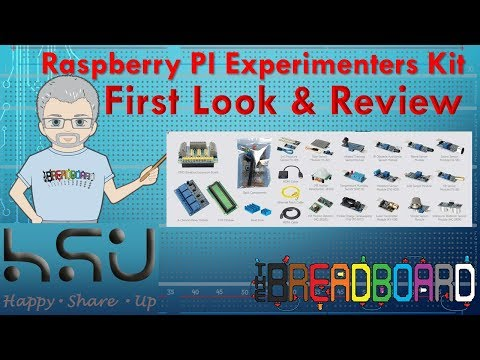 HSU Development Kit for Raspberry Pi