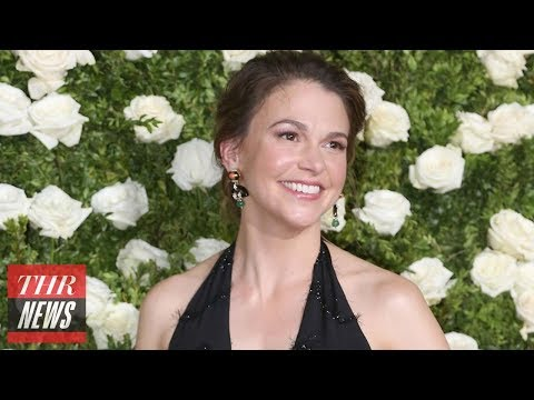 Sutton Foster Is Officially On Board for 'The Music Man' | THR News