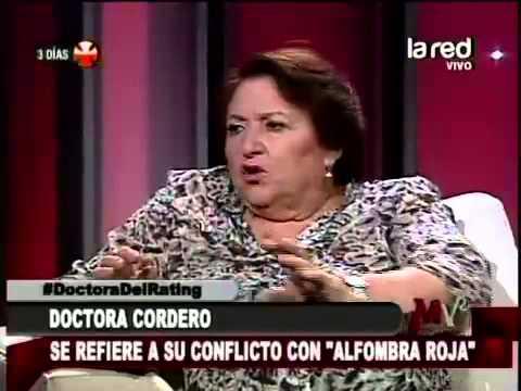 Dra. Cordero se va