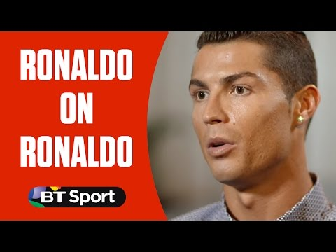 Exclusive | Cristiano Ronaldo On New Film Documentary