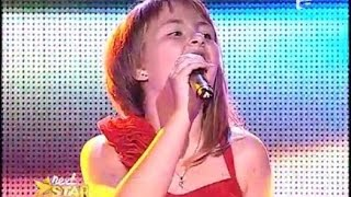 "Denisa Lucan - David Guetta - ""She Wolf (Falling to Pieces)"" - Next Star"