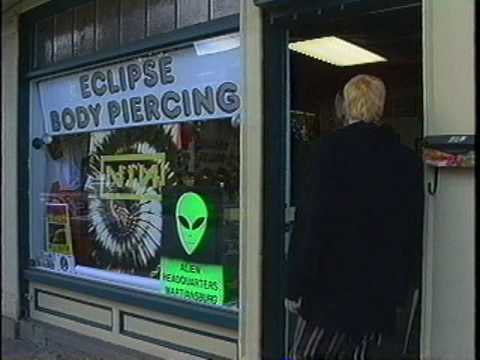 ECLIPSE BODY PIERCING COMMERCIAL 1996