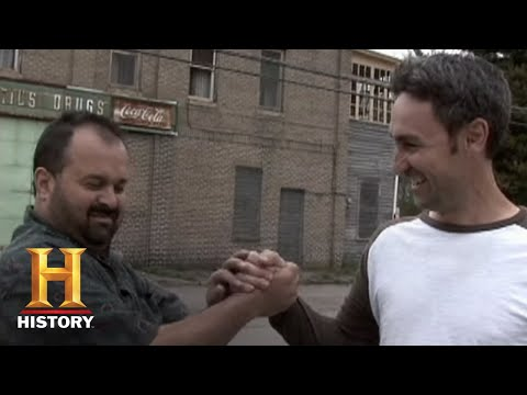 American Pickers: The Lost Tapes | New Episodes Mondays at 9/8c | History