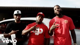 The Game feat. Problem, Boogie Roped Off new videos