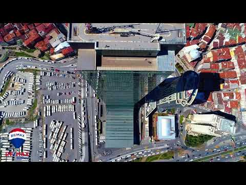 SAPPHIRE TOWER ISTANBUL  42.FLOOR  760 M2 FOR SALE
