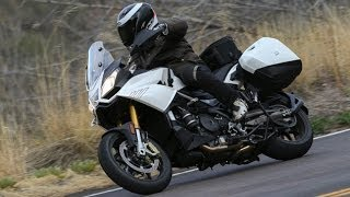 1. 2015 Aprilia Caponord 1200 ABS Travel Pack Review