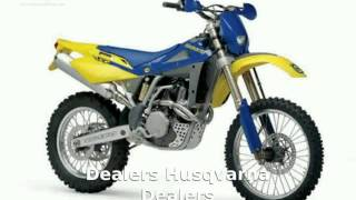 2. 2005 Husqvarna TE 250 Review & Specs