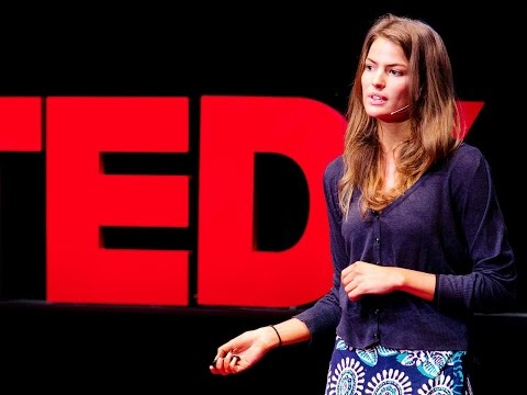 tedtalks - Cameron Russell admits she won