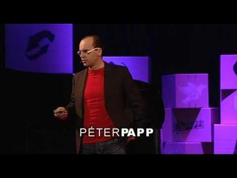 Miről álmodik egy programozó matematikus... Papp Péter at TEDxDanubia 2011