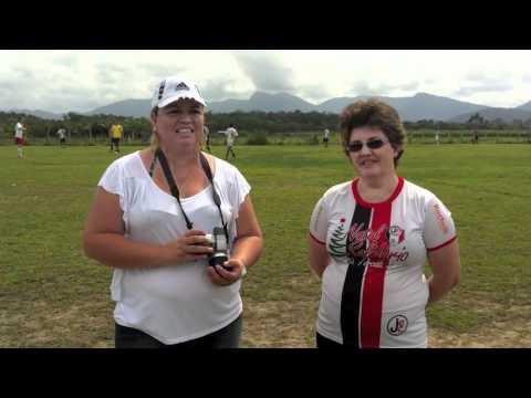 Futebol Solidário! Depoimentos de torcedores sobre um dos eventos do Natal Solidário (Solange, Carla e Cleia)