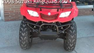 5. 2008 Suzuki KingQuad 400 for sale in Cheyenne, WY
