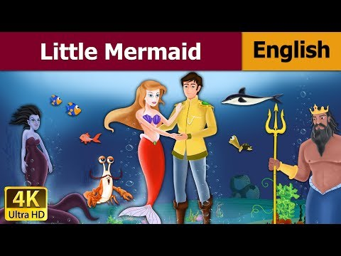 Little Mermaid | Stories for Teenagers | English Fairy Tales