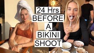 Video 24 Hrs Before a Bikini Shoot | What I Eat, How I Train, & My Body Prep | Sanne Vloet MP3, 3GP, MP4, WEBM, AVI, FLV Juli 2019