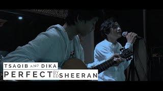 Video Ed Sheeran - Perfect (Cover by Tsaqib & Dika) MP3, 3GP, MP4, WEBM, AVI, FLV Juli 2018