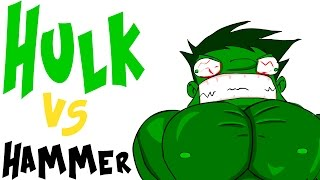 Hulk has tried to lift Thor's hammer on several occasions. But can he?Don't forget to Favorite, Share, and subscribe to support me and my Cartoons! Subscribe Now - Its Free :Dhttp://www.youtube.com/user/Sparkyn321Follow me on:https://www.facebook.com/OscarFelizArthttps://plus.google.com/u/0/b/115437085535008320395/+Sparkyn321/posts?pageId=115437085535008320395