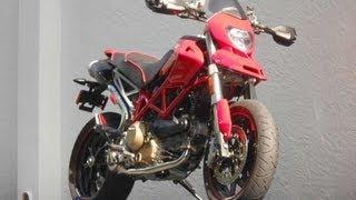 9. 2008 Ducati Hypermotard 1100 Ride Video Gulf Coast Motorcycles