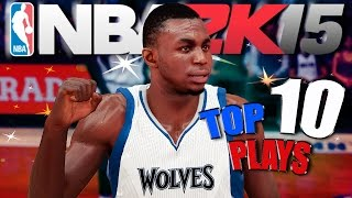 NBA 2K15 OFFICIAL TOP 10 PLAYS Of The WEEK #1 St. Andrew Wiggins