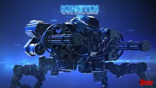 First Reveal: 60 FPS KINETIK Gameplay