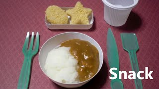 popin cookin 9 - Curry rice, Croquette Candy (You can eat) ASMR
