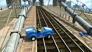 Video LEGO City Undercover - All 13 Vehicle Robberies Completed MP3, 3GP, MP4, WEBM, AVI, FLV Agustus 2018
