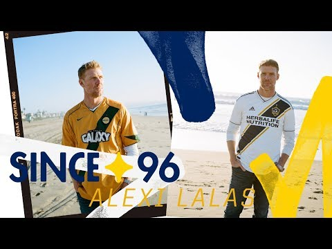 Video: Alexi Lalas on the Galaxy's impact on soccer in Los Angeles | #GalaxyThrowback