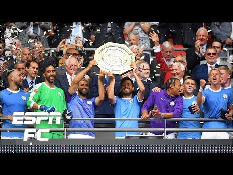 Manchester City win Community Shield vs. Liverpool in penalty shootout   FA Community Shield