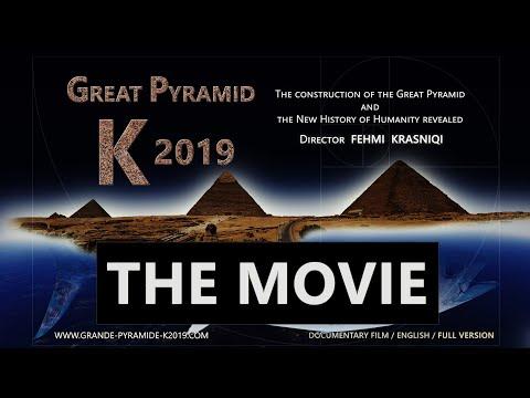 The Movie Great Pyramid K 2019 - Director Fehmi Krasniqi