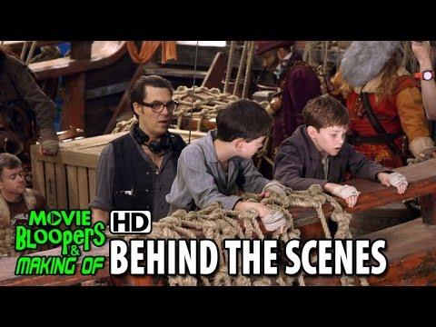 Pan (2015) Behind the Scenes B-roll - Full Version