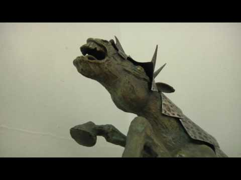 Décimo aniversario de la Escuela Municipal de Escultura